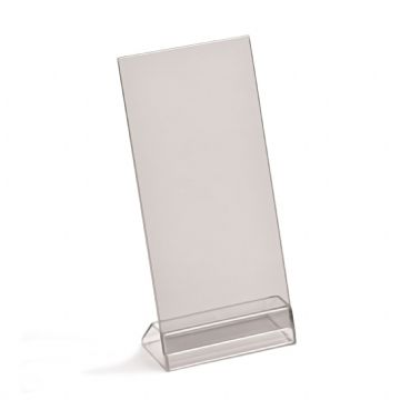 L100 | DL Angled Information / Menu Holder